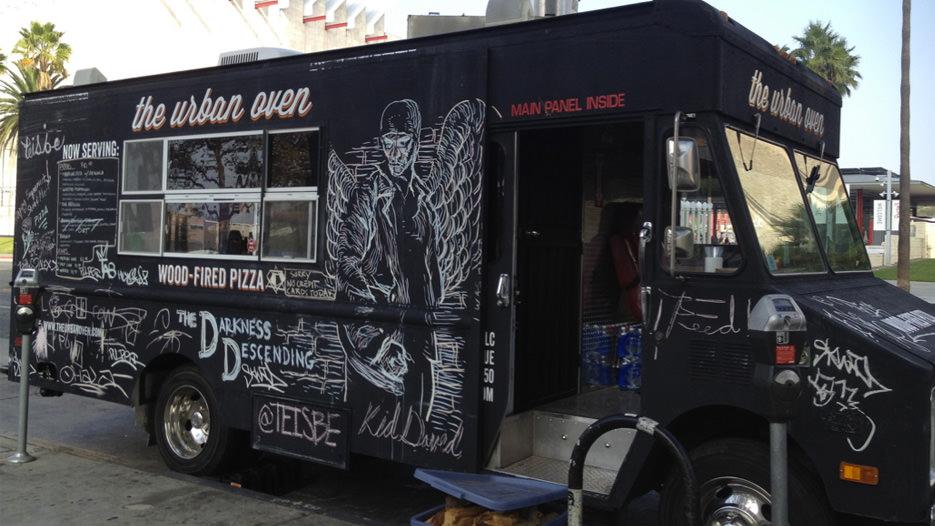 Urban Oven Truck