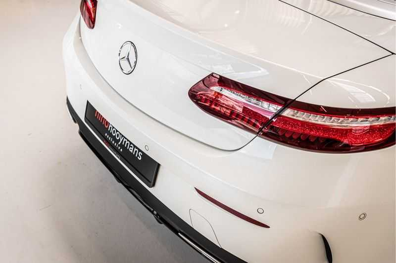 Mercedes-Benz E-Klasse Cabrio 350 AMG | Carbon | Burmester | 360º | Night pakket afbeelding 18