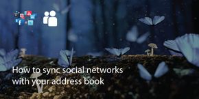 How To Sync Social Networks With Your Address Book