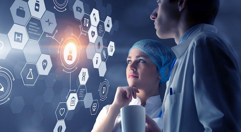 Accruent - Resources - Webinars - The Future of Artificial Intelligence & IoT in Healthcare - Hero
