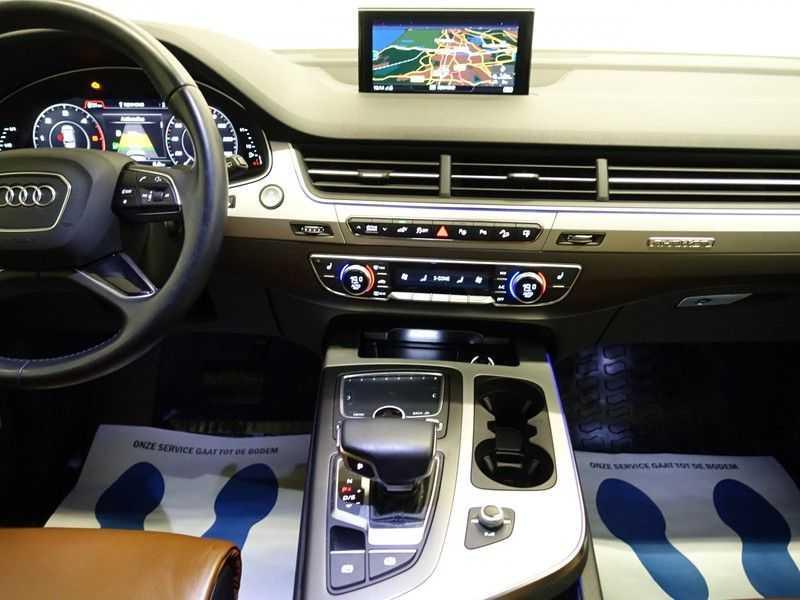 Audi Q7 3.0 TDI e-tron 374pk Quattro [S-Line] Aut- Leer, Virtual Cockpit, 360 Camera, Xenon afbeelding 12