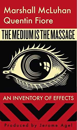 The Medium is the Massage Cover