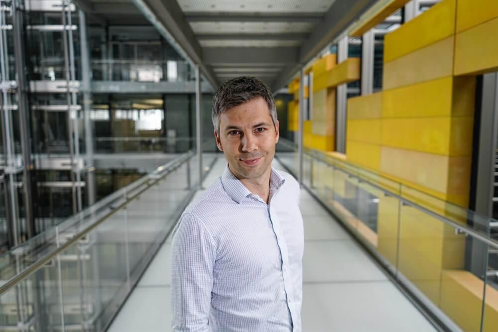 Photo of Prof. Marcel Salathé