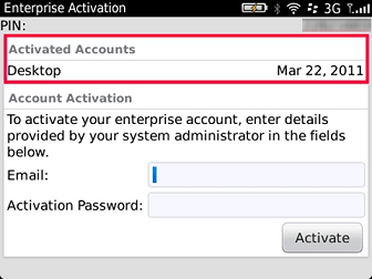 Email Signatures for Blackberry 6 Enabled Smartphone
