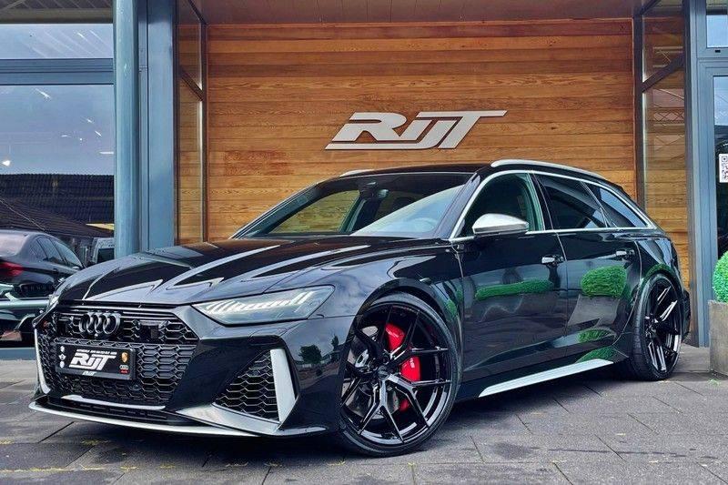 Audi RS6 4.0 V8 TFSI Quattro **B&O/4WS/RS Dynamic/ACC/Pan.dak/HUD** afbeelding 1