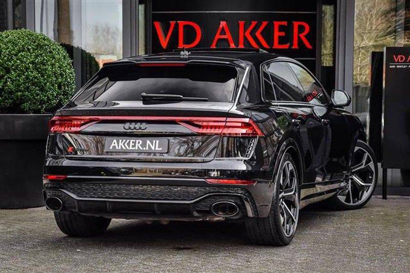 Audi RS Q8 DYNAMIC PLUS ALCANTARA+PANO.DAK+HEADUP NP.267K afbeelding 2