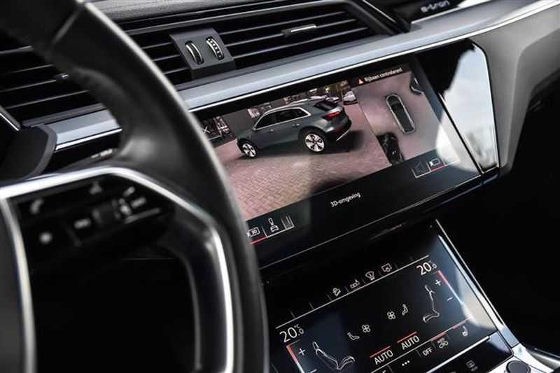 Audi e-tron 55 QUATTRO PANO.DAK+360CAM+HEADUP+B&O afbeelding 11