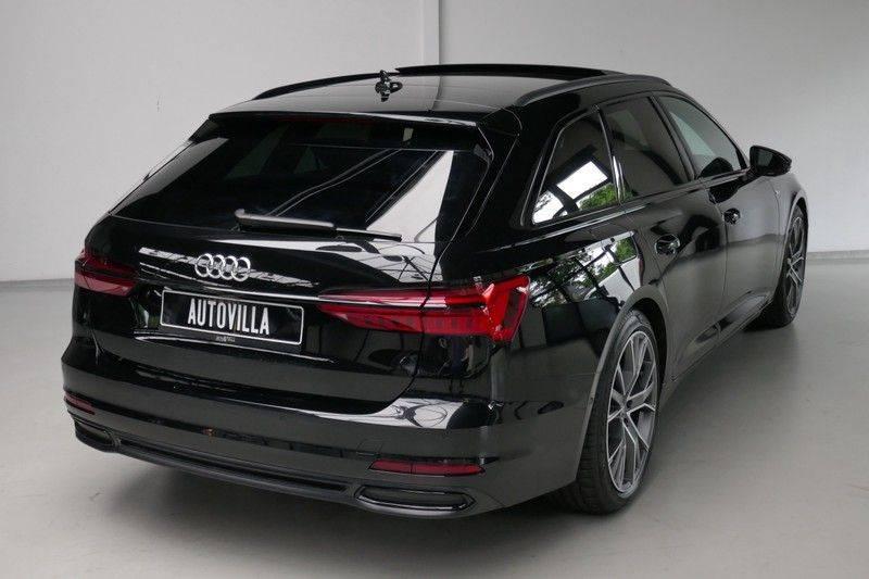Audi A6 Avant 40 TDI Sport Pro Line S Black edition afbeelding 5