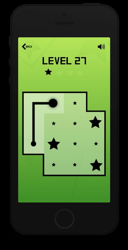 Glean game screen