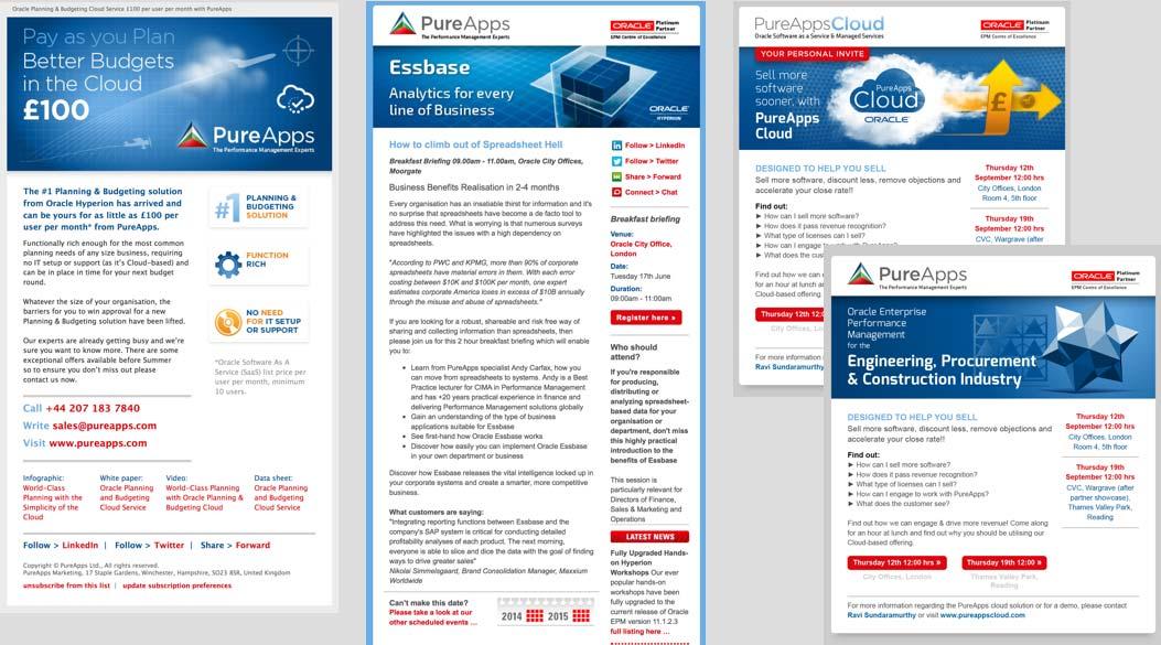 Marketing Campaign Design & Production