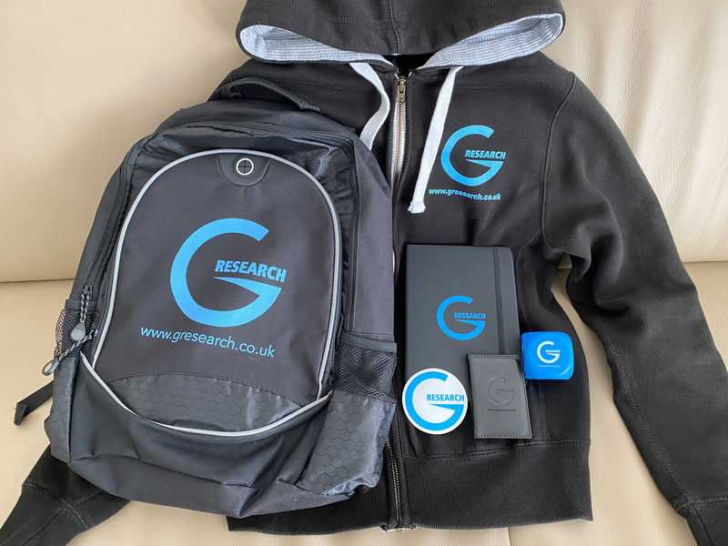 G-Research Coding Challenge prizes