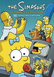 cover The Simpsons - S8