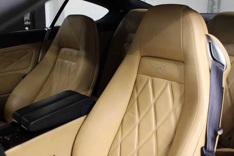 Bentley Continental GT 6.0 W12 Mulliner afbeelding 3