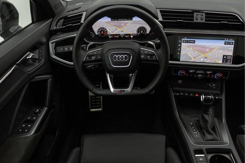 "Audi RSQ3 Sportback 2.5 TFSI 400pk Quattro Panoramadak BlackOptic B&O ValconaLeder+Memory Matrix Navi/MMI DriveSelect Keyless Trekhaak Camera 21"" Pdc afbeelding 3"