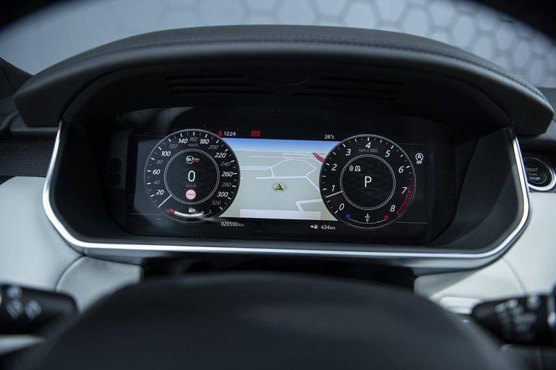 "Land Rover Range Rover Sport P575 SVR 'Solid Gloss Avocado' Carbon SVR motorkap + Drive Pro Pack + Panoramadak + 22"" + Stoelkoeling + Head-Up + Stuurwielverwarming + Carbon interieur afbeelding 22"