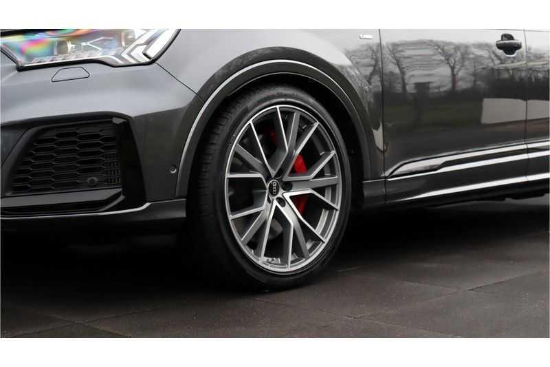 Audi Q7 60 TFSI e quattro Competition Bang & Olufsen, Panoramadak, Ruitstiksel afbeelding 13