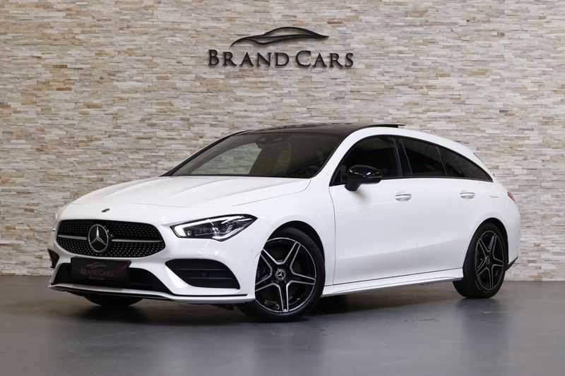 Mercedes-Benz CLA-Klasse Shooting Brake 220 Premium Plus | WIDESCREEN | AMG Pakket | Keyless entry | Massage stoelen |Panoramadak | Memory pakket | Burmester | Sfeerverlichting doorlopend | MULTIBEAM LED | Trekhaak | Vol opties afbeelding 8