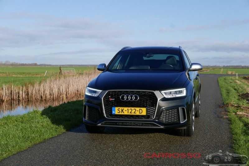 Audi Q3 2.5 TFSI RS QUATTRO afbeelding 14