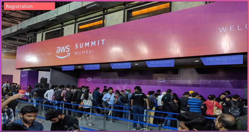 AWSSummit #Mumbai | Blog