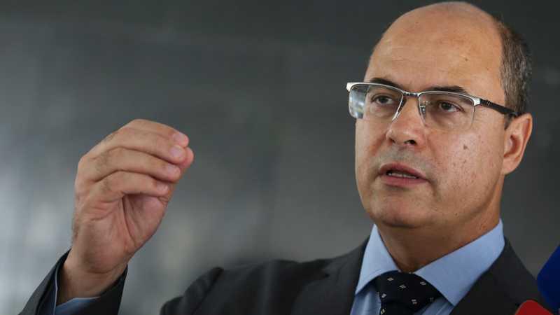 Lava Jato comemorou ida de Witzel ao segundo turno para governo do Rio