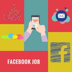 Facebook añade una nueva pestaña en la que se podrá buscar trabajo