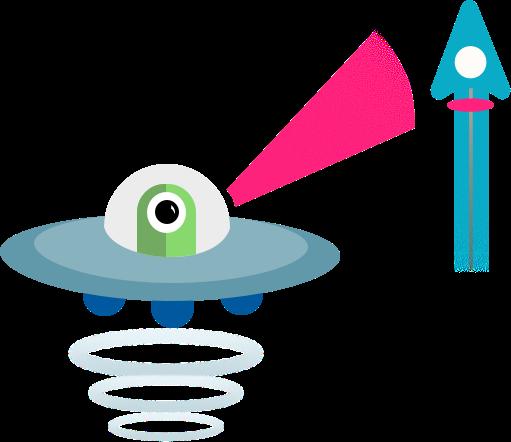 Astronomer Alien