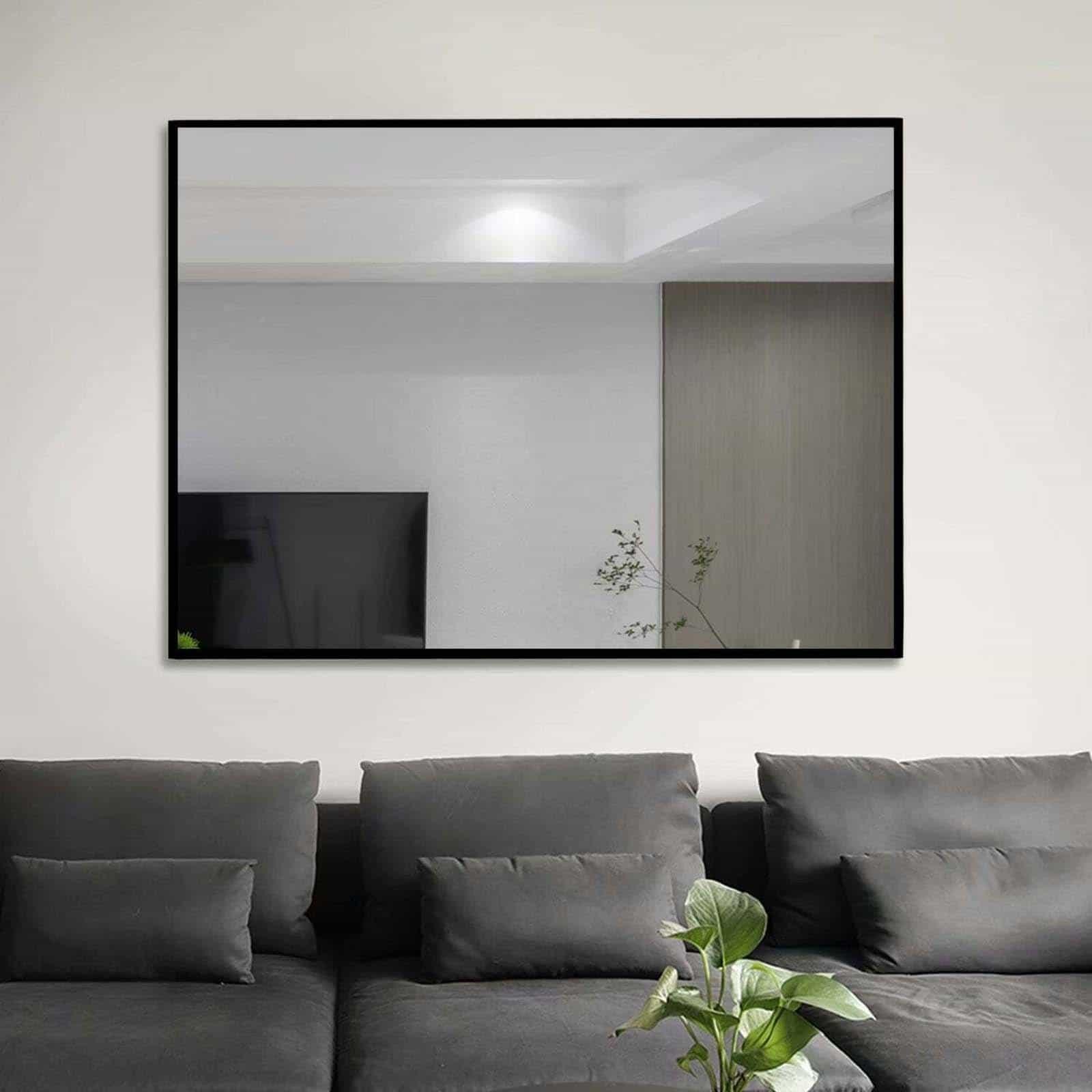 Framed Mirror Wall Hung Mirrors