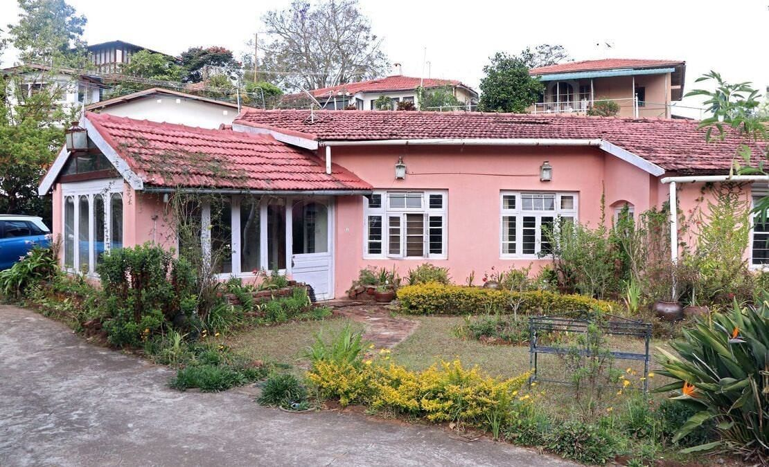 Kenilworth Bungalow - Old English Villa for Sale in Coonoor