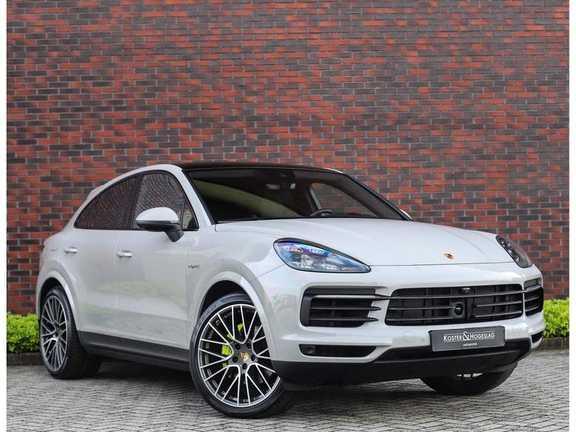 Porsche Cayenne Coupé 3.0 E-Hybrid *Pano*Sportuitlaat*Chrono*ACC*