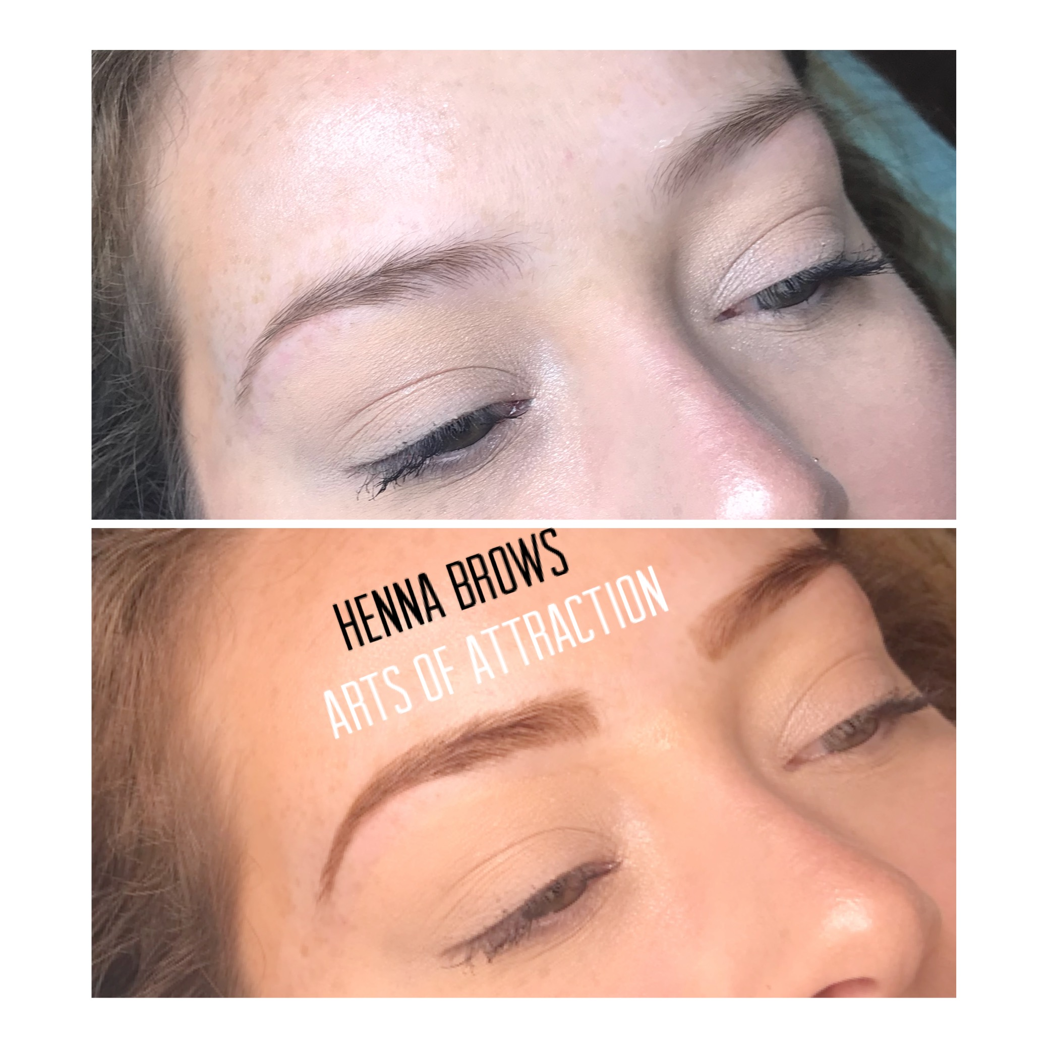 Henna Eyebrows - The Hottest Trend!