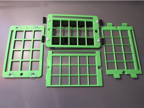 """""""Fully"""" Customizable, 3D Printable AAC Keyguard for Tablets"""