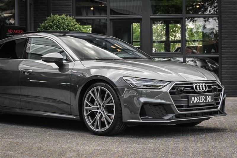 Audi A7 50 TDI ABT S-LINE+LUCHTVERING+3D CAMERA afbeelding 4