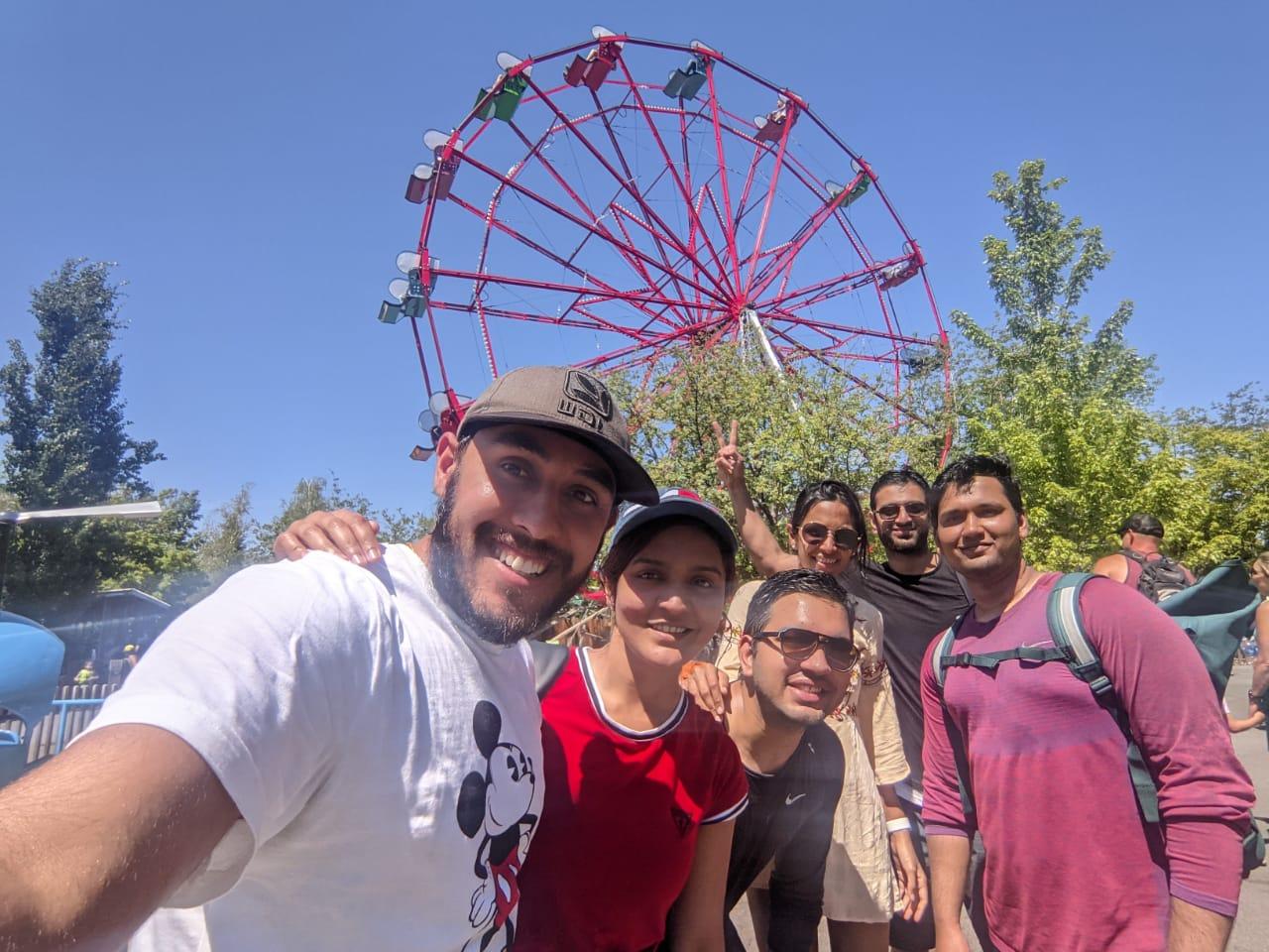 Silverwood theme park, Athol, ID!