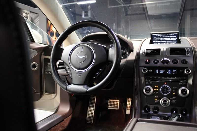 Aston Martin Rapide 6.0 V12 afbeelding 7