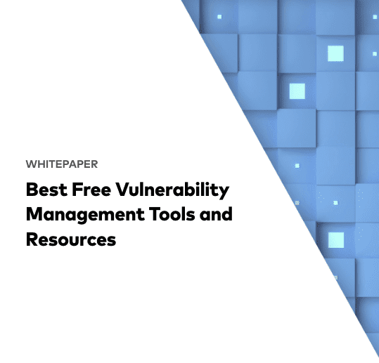 Free Vulnerability Management Tools