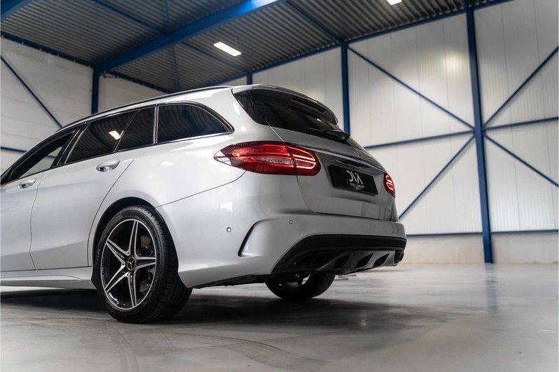 Mercedes-Benz C-Klasse 43 AMG Verkocht! afbeelding 16