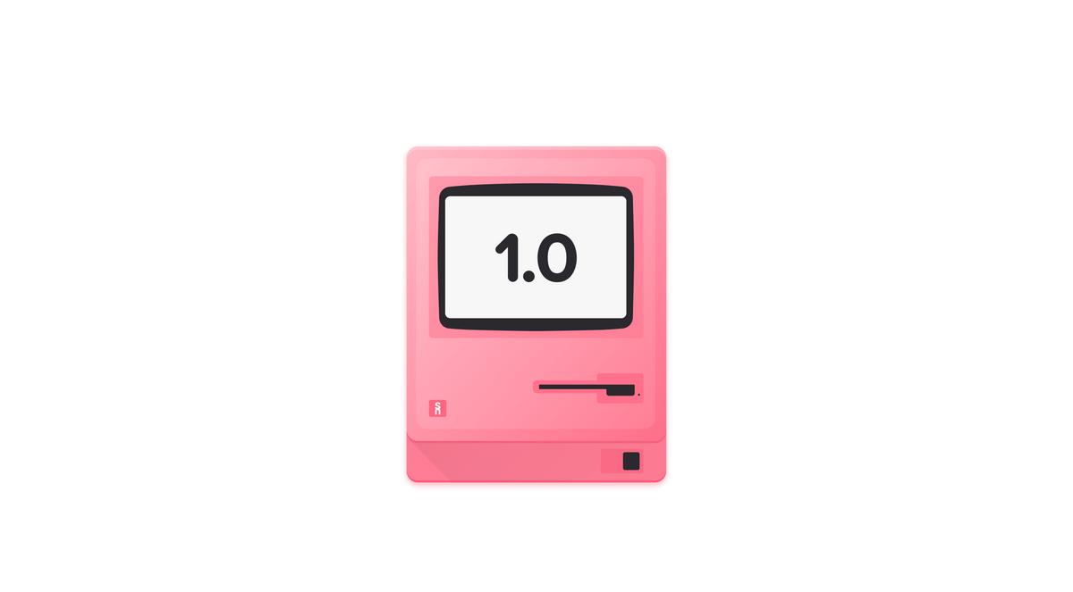 Hello, Supernotes 1.0