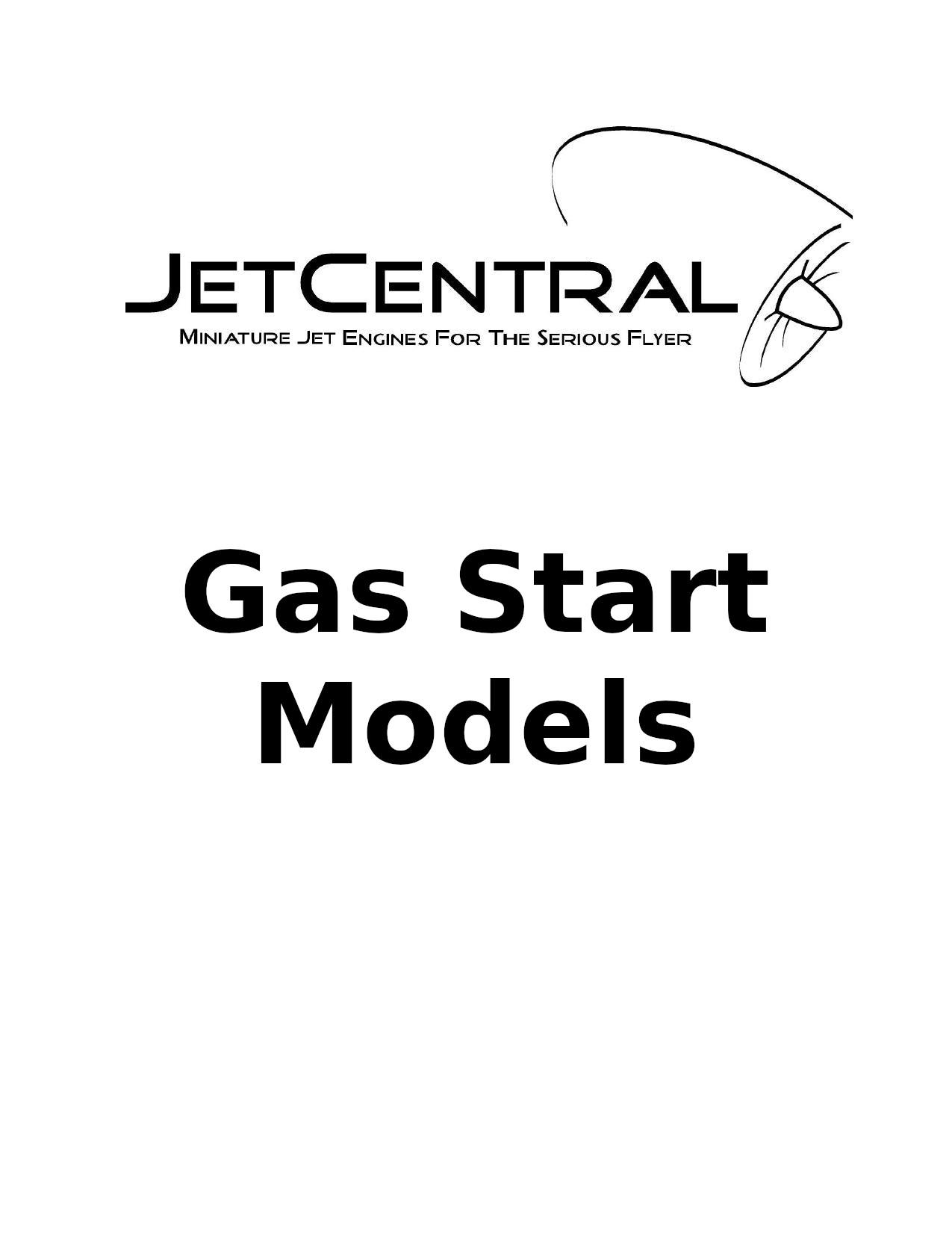 Gas Start
