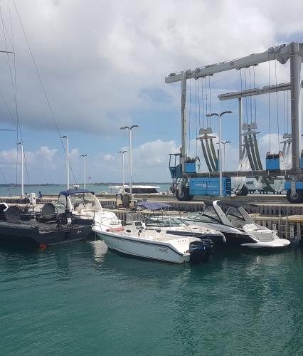 150 Ton Marine Travel Lift