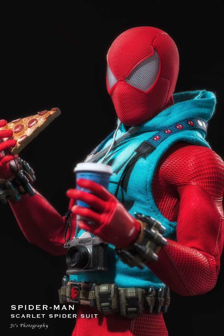 Spider-Man Spider-Punk Suit, Part II