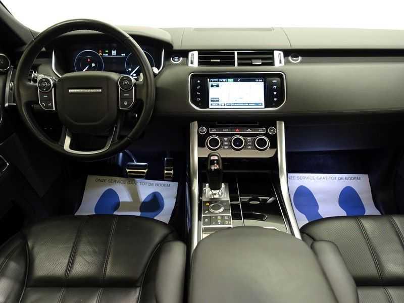 Land Rover Range Rover Sport 3.0 SDV6 HSE Dynamic 293pk Aut, Panoramadak, Leer, Full afbeelding 3