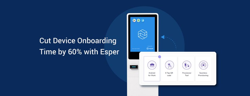 Create Once, Reuse to Infinity: Android Device Onboarding Templates