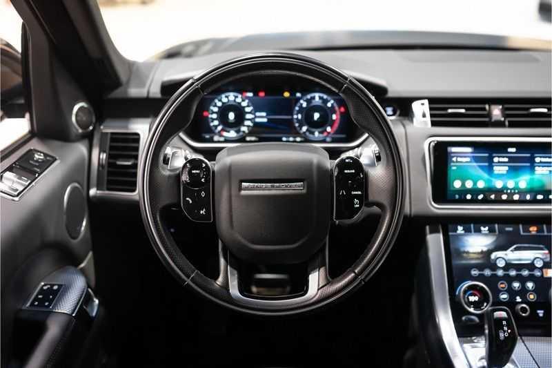 Land Rover Range Rover Sport 3.0 SDV6 HSE Dynamic BTW / ORG SatinBlack Matt / DEALER OND afbeelding 25