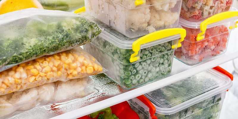 Tips para congelar y descongelar alimentos