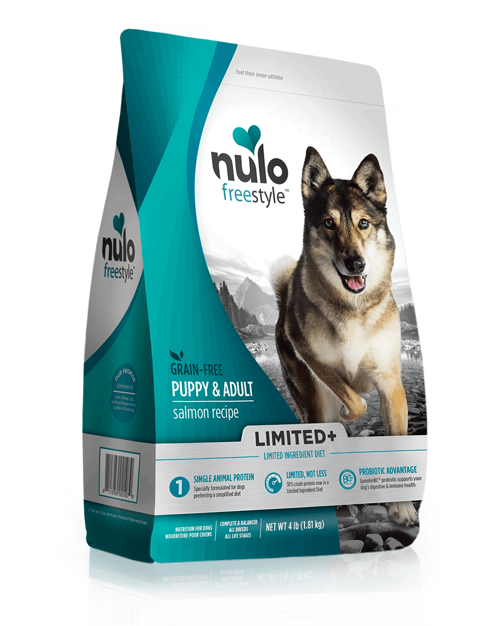 Image of the Nulo Salmon Puppy Dog Food