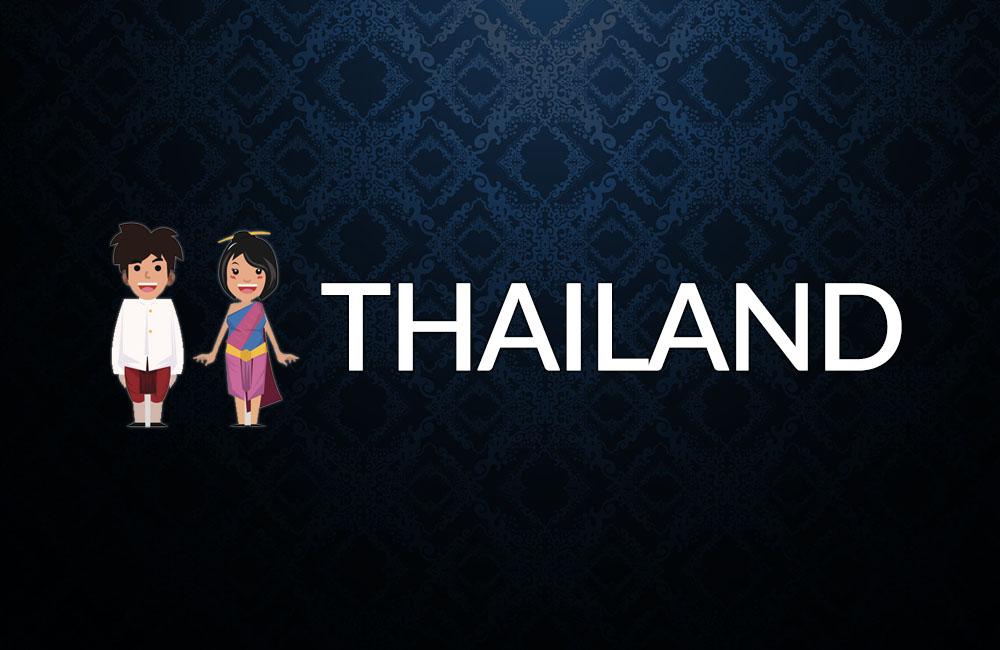 Customs in Thailand banner