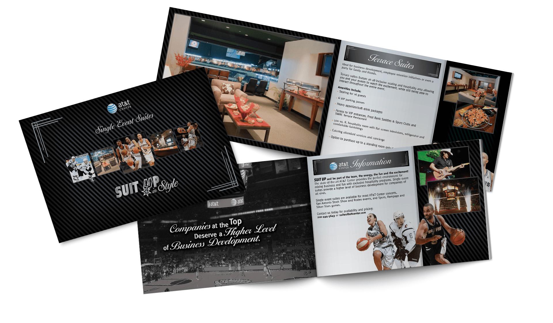 Spurs Suites Brochure