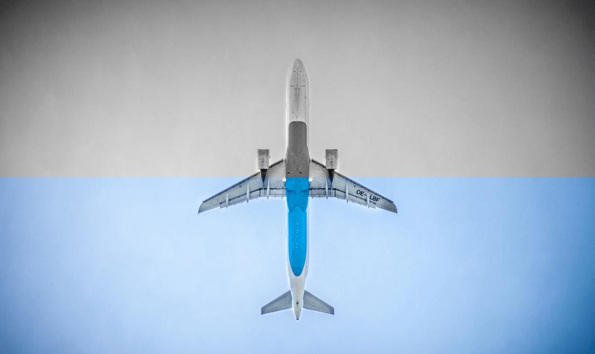 Re-painting the plane (photo by Deniz Altindas)