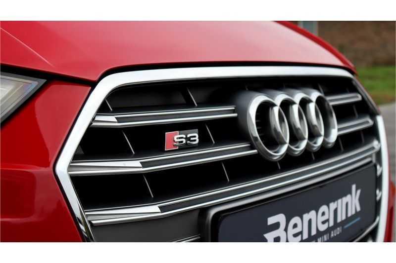 Audi S3 Cabriolet 2.0 TFSI quattro Virtual Cockpit, Matrix LED afbeelding 4