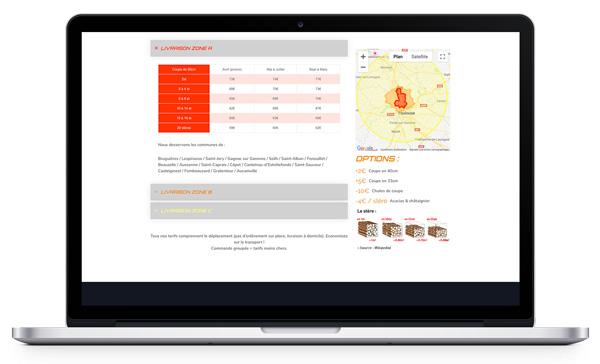 Création site internet Toulouse